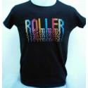 Tee Shirt - Roller Strass