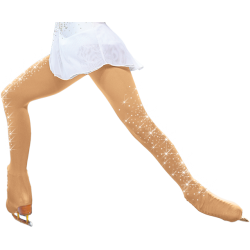 Collants strass Chloe Noel 2 jambes