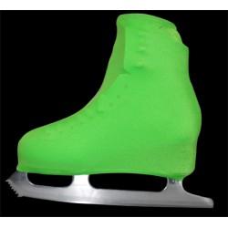 Cache-patins - Lycra Vert