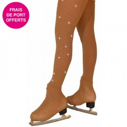 Collants strass Chloe Noel - 3332 Une jambe