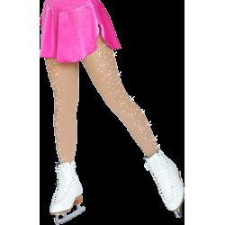 Collants strass Chloé Noel - Couleur Light